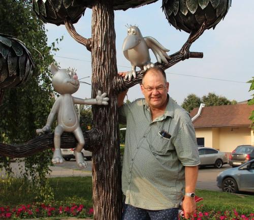 Peter in Voronezj