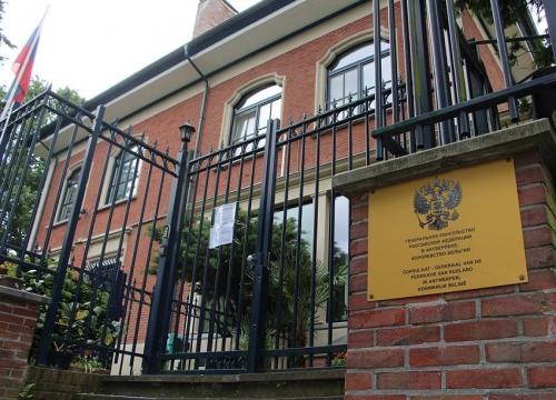 Antwerpen, Russisch consulaat-generaal