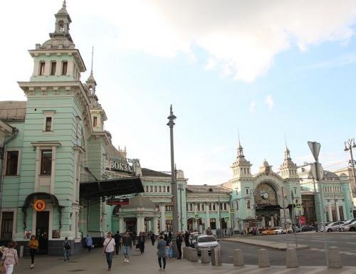 Moskou, Belorusskij Vokzal