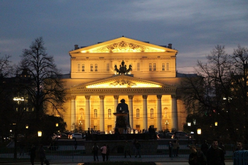 Bolshoi Theater Moskou
